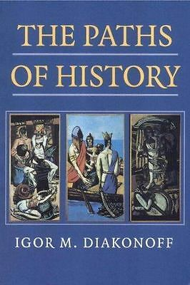 The Paths of History by Igor M. Diakonoff Paperback Book (English) brand new