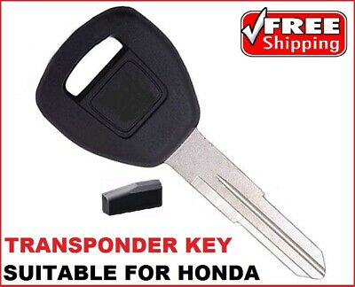 HONDA CIVIC Transponder car key blank 1995 to 2003 We can also cut and program