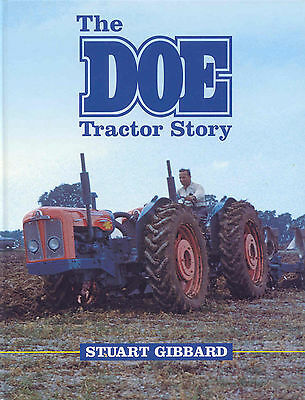 The Doe Tractor Story by Stuart Gibbard