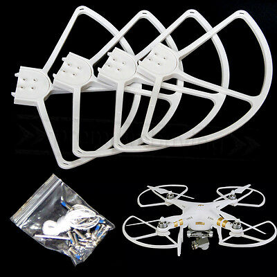 4X DR90 Quick Release Snap On Propeller Props Protector Guard for DJI Phantom 3