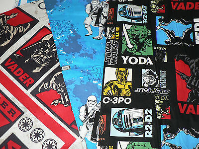 Kids /  STAR WARS Prints Chair Bags Free First Name Embroidered.