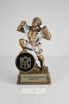 Monster Fantasy Football Trophy! Football Trophies For Fantasy League!
