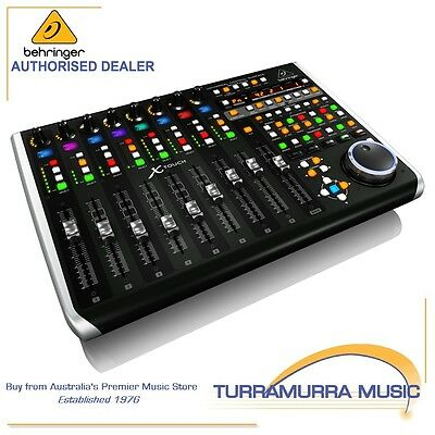 Behringer X-Touch Universal Control Surface - Ethernet/USB/MIDI Interface