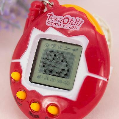 90S Yearning Electronic Virtual Mix 49 Pets in One Cyber Pet Tamagotchi Toy Gift