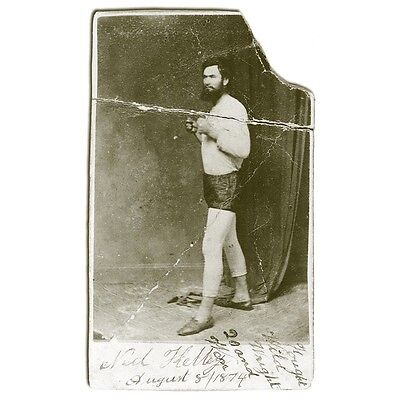 NED KELLY 'BOXING NED' OFFICIAL LIMITED EDITION NUMBERED PRINT ($59.99rrp) RARE