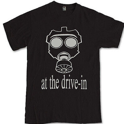 AT THE DRIVE IN post hardcore band music tees  S M L XL 2XL 3XL T-SHIRT