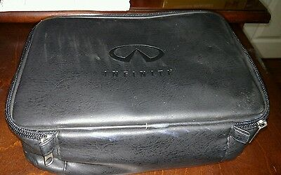 2005 Infiniti G35 Owners Manual Set With Case