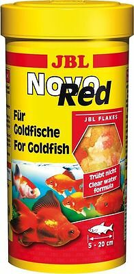 JBL NovoRed * Novo Red *Main food for goldfish 100 ml,250 ml,1 L