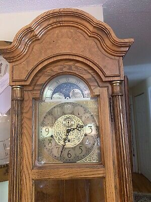 Howard Miller Grandfather Clock with Warranty