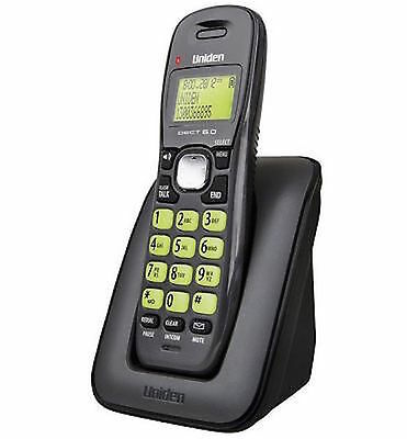 Uniden 1615 DECT Digital Phone System With Power Failure Backup^