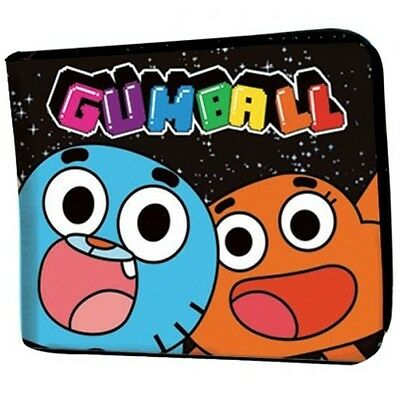 The Amazing World of Gumball Wallet Purse