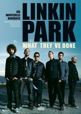 Linkin Park - What they've done (Buch) NEU