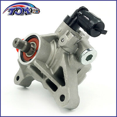 Brand New Power Steering Pump For 03-05 Honda Element Cr-V 2.4L