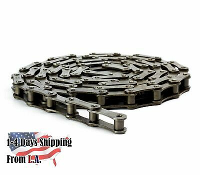 #A2050 Conveyor Roller Chain 10 Feet with 1 Connecting Link
