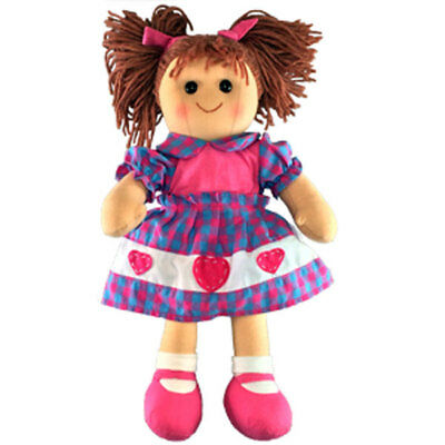 "Rag Doll ABIGAIL by HOPSCOTCH soft bodied ragdoll soft toy 14""/35cm NEW"