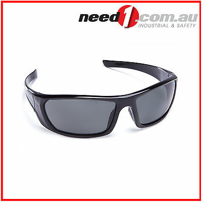 Force360 Mirage Smoke Polarised Lens Safety Spectacle Glasses