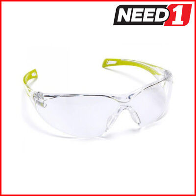 Force360 Runner Clear Lens Safety Spectacle Glasses