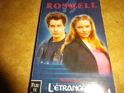 Roswell  L Etrangere  Tome 5