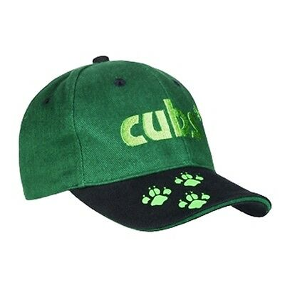 Cubs Baseball Cap One Size Fits All Adjustable Strap Is Fitted Brand New