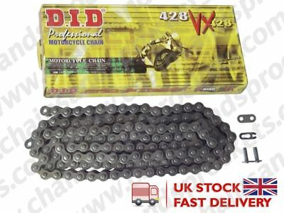 DID X-Ring Motorcycle Chain 428VX 74  fits Kymco 90 KXR 05-07