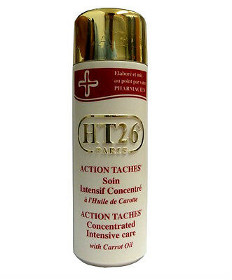 HT26 Paris Action Taches Soin Intensive Concentrated Body Care Lotion 500ml