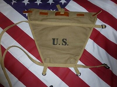Triangle trapeze CARRIER PACK pour havresac US Modele 1928 ( haversack M1928