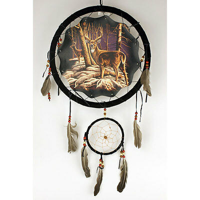 "13"" Dream Catcher - Deer"
