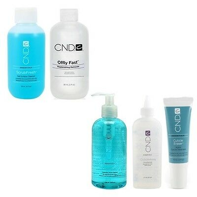 CND Essentials - Choose From Any Size and Treatment - 100% Genuine!