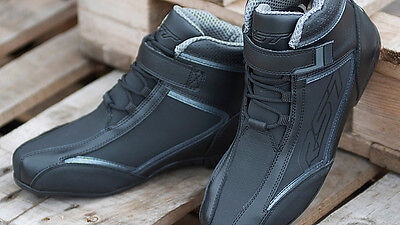 RST Stunt Motorcycle Cruiser Shoes Boots Rider Road Bike Track Race