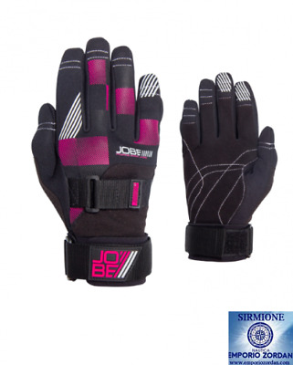 Jobe 341113001 Guanti Progress Gloves Women moto acqua jet ski