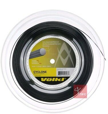 Volkl Cyclone 19 / 1.10mm Tennis String 200m Reel