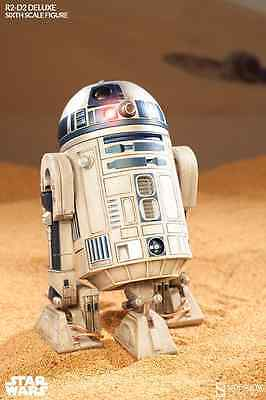Star Wars R2-D2 Action Figure By Sideshow Collectibles