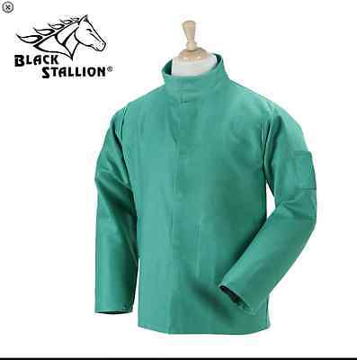 """TruGuard 200 FR Cotton Arc-Rated Jacket 30"""" size X Large Free Shipping Aust Wide"""