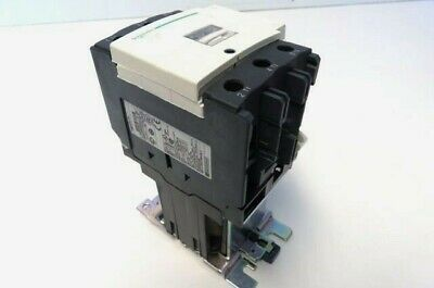 Schneider Electric LC1D80 80 AMP, 3 Pole Contactor with  AC Rated Coil