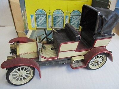 SCHUCO 1229 Mercedes Simplex 32 PS Modell 1902 Made in Western Germany + 1/2 OVP