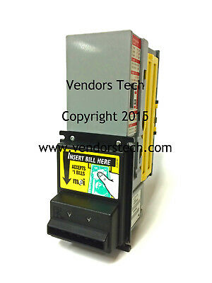 MEI Mars 2000 Series AE-2411 New $5 Ready Bill Acceptor Validator New Belts!