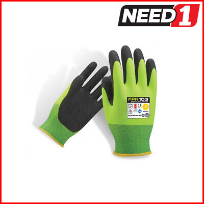 Force360 CoolFlex AGT Ultra Hi Vis Safety Glove