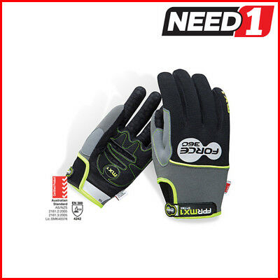 Force360 MX1 Optima Mechanics Safety Glove
