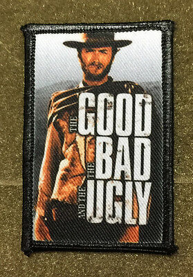 Clint Eastwood The Good The Bad and the Ugly Movie Tactical Military USA Hook
