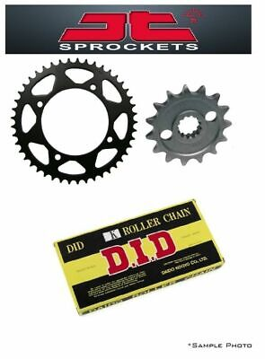 Honda CRF100 04-13 JT and DID 428 14/50  Chain and Sprocket Kit