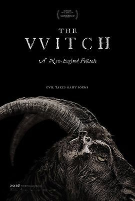 The Witch Movie Poster Horror (2016) VVitch