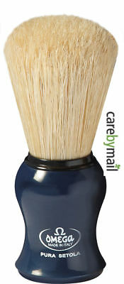Omega Pure Bristle Shaving Brush (10065)