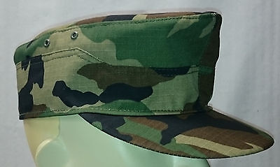 M41 Hat       US  Woodland  Camouflage    - Made in Germany -