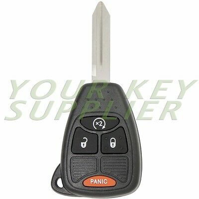 New Keyless Entry Remote Head Key Replacement for OHT692713AA 04589621AB