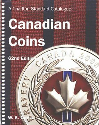 Standard Catalog of Canadian Coins PDF, 62nd Edition. PDF File Only