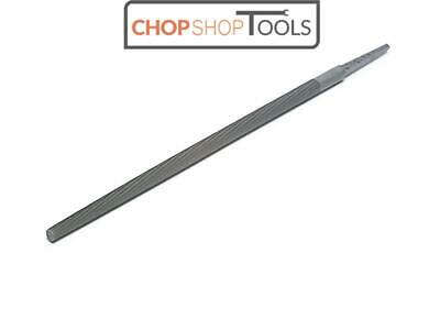8in Bahco 1-210-08-2-2 Handled Half Round Second Cut File 200mm