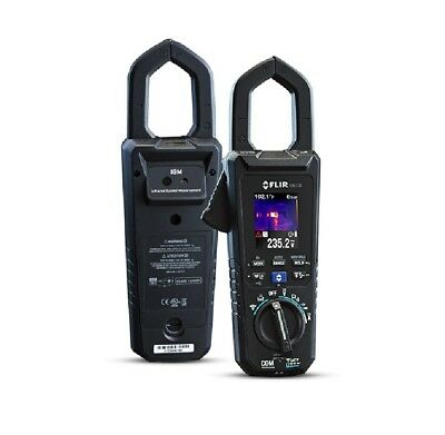 FLIR CM174 - Imaging 600A AC/DC Clamp Meter with IGM
