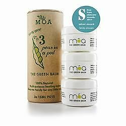MOA Green Balm Peas in a Pod - The Green Balm 3 Pack