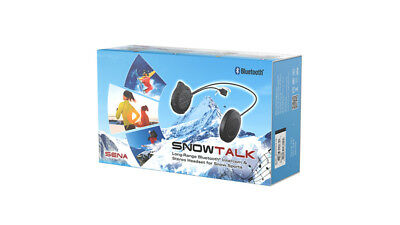 SENA SNOWTALK SPORTS BLUETOOTH w Headband LARGE *On Sale*