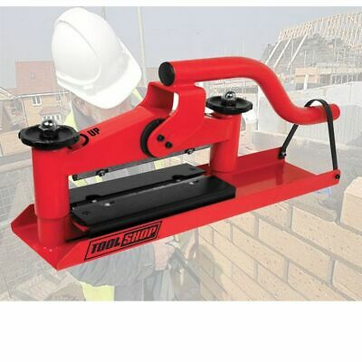 "Cut 3.5"" Guillotine Concrete Block Brick Paver Splitter Cutter"